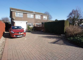 Thumbnail 4 bed semi-detached house for sale in Colchester Road, Elmstead, Colchester