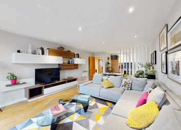 Thumbnail 2 bed flat for sale in Zenith House, 598 Commercial Road