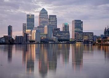 Thumbnail 1 bedroom flat to rent in Millharbour, Canary Wharf