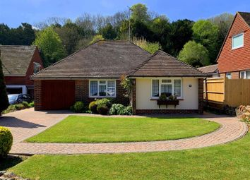 Thumbnail 2 bedroom detached bungalow for sale in Parkway, Ratton, Eastbourne