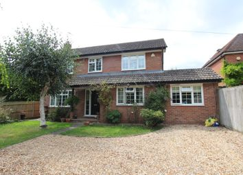 Thumbnail 3 bed detached house to rent in Theale Road, Burghfield, Reading