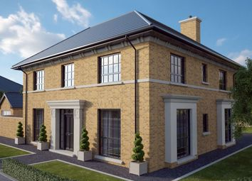 Thumbnail 4 bedroom detached house for sale in Lisnagrilly Hall, Portadown, Craigavon