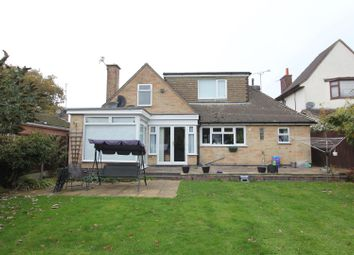 Thumbnail 4 bedroom detached bungalow for sale in Hinckley Road, Earl Shilton, Leicester
