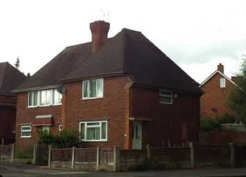 Thumbnail 3 bed end terrace house for sale in Gipsy Lane, Birmingham, West Midlands