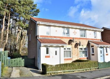 Thumbnail 3 bed semi-detached house for sale in Oldwood Place, Livingston