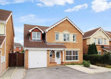 Thumbnail 5 bed detached house for sale in Goodwood Way, Lincoln