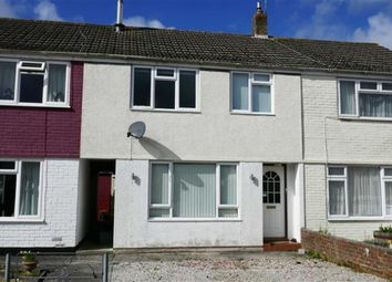 Thumbnail 3 bed terraced house for sale in Stanhope Close, Holsworthy