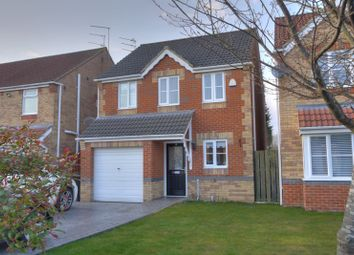 Thumbnail 3 bed detached house for sale in Willowbrook Close, Bedlington