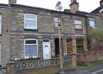 Thumbnail 2 bedroom terraced house for sale in Station Road, Woodville, Swadlincote