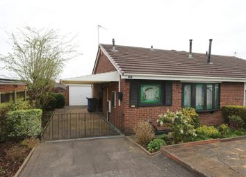 Thumbnail 2 bedroom bungalow for sale in Galsworthy Road, Adderley Green
