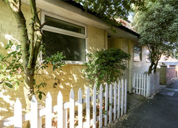Thumbnail 1 bedroom terraced bungalow for sale in Inwood Court, Rodney Road, Walton-On-Thames, Surrey