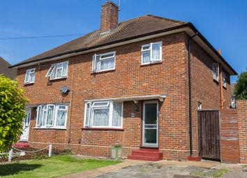 Thumbnail 3 bedroom semi-detached house for sale in Hall Place Crescent, Bexley