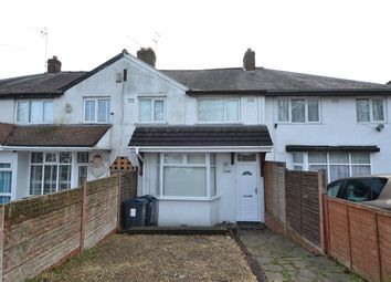 Thumbnail 3 bed terraced house for sale in Bristol Road South, Rednal, Birmingham