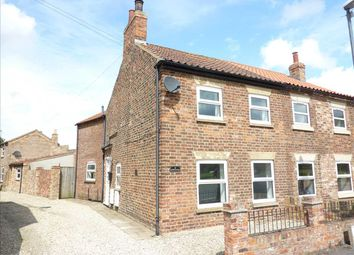 Thumbnail 2 bed semi-detached house for sale in Yarborough Road, Keelby, Near Grimsby