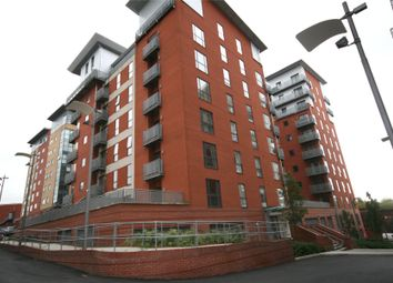 Thumbnail 3 bed flat to rent in Melia House, Hornbeam Way, Manchester