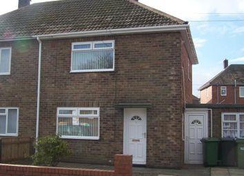 Thumbnail Semi-detached house for sale in Wood Lane, Bedlington