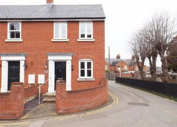 Thumbnail 2 bed end terrace house for sale in Rowhedge, Colchester, Essex