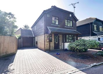 Thumbnail 4 bed detached house for sale in Albany Park Drive, Winnersh, Wokingham, Berkshire