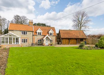 Thumbnail 4 bed detached house for sale in Gt Barton, Bury St Edmunds, Suffolk