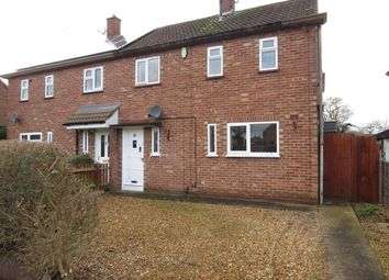 Thumbnail 3 bedroom property to rent in Central Avenue, Dogsthorpe, Peterborough