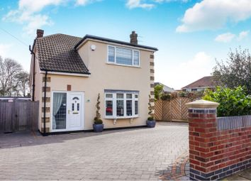 Thumbnail 4 bed detached house for sale in Bulwick Avenue, Scartho, Grimsby