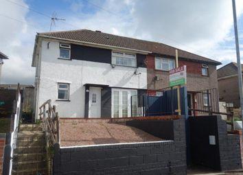 Thumbnail 3 bed semi-detached house for sale in Heol Y Mynydd, Gilfach Goch