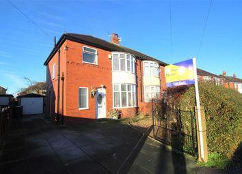 Thumbnail 3 bed semi-detached house for sale in Moss Avenue, Ashton-On-Ribble, Preston
