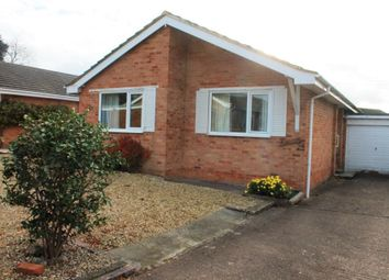Thumbnail 3 bed detached bungalow for sale in Lincoln Close, Feniton, Honiton
