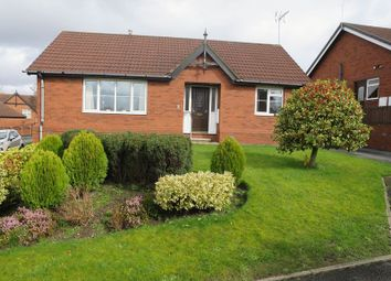 Thumbnail 2 bed detached bungalow for sale in Grange Park Drive, Churwell, Leeds