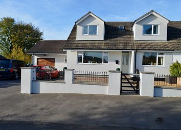 Thumbnail 4 bed semi-detached house for sale in Old Gore Lane, Emborough, Nr Chilcompton