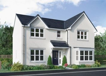 "Thumbnail 4 bedroom detached house for sale in ""Pringle"" at East Calder, Livingston"