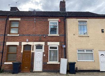 Thumbnail 2 bed terraced house for sale in Normacot Road, Longton, Stoke On Trent