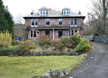 Thumbnail 5 bedroom semi-detached house for sale in Main Street, Strathyre, Near Callander