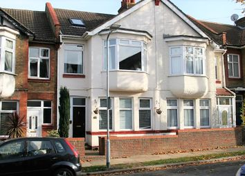 Thumbnail 3 bed terraced house to rent in Inverness Avenue, Westcliff-On-Sea