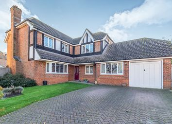 Thumbnail 5 bed detached house for sale in Four Jubilee Fields, Upchurch, Sittingbourne