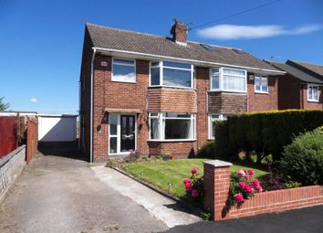 Thumbnail 3 bed semi-detached house for sale in Manor Farm Drive, Batley, West Yorkshire