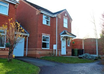 Thumbnail 3 bed link-detached house for sale in Charlecote Walk, Nuneaton, Warwickshire
