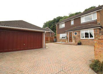 Thumbnail 4 bed link-detached house to rent in Cranmore Lane, Aldershot