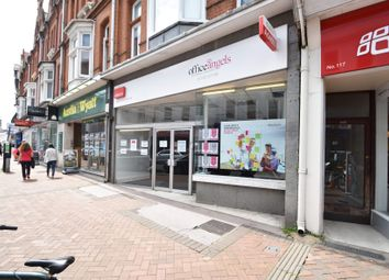 Thumbnail Retail premises to let in 115 Old Christchurch Road, Bournemouth
