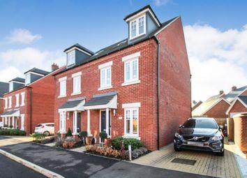 4 bed semi-detached house for sale in Bede Walk, Great Denham, Bedford MK40