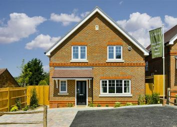 Thumbnail 4 bed detached house for sale in Woodlands Road, Epsom, Surrey