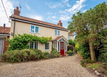 Thumbnail 4 bed detached house for sale in Manns Lane, Swanton Morley, Dereham