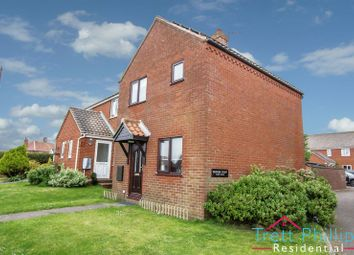 Thumbnail 2 bed detached house to rent in Waxham Road, Sea Palling, Norwich