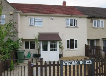 Thumbnail 3 bed terraced house for sale in Windsor Drive, Yate, Bristol