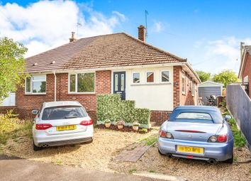 Thumbnail 3 bed semi-detached bungalow for sale in Repton Close, Aylsham, Norwich