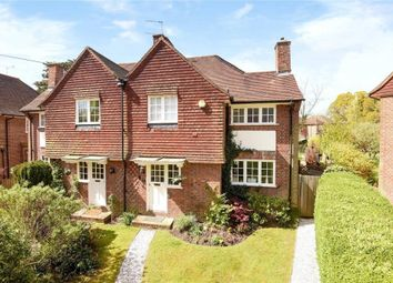 Thumbnail 3 bed semi-detached house for sale in Bede Close, Pinner