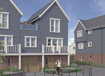 Thumbnail 1 bedroom town house for sale in Beaulieu Heath, Centenary Way, Off White Hart Lane, Chelmsford, Essex