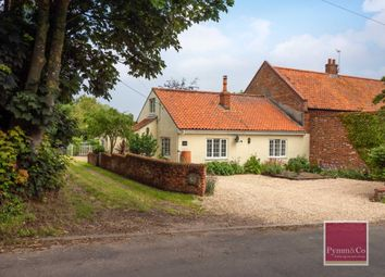 Thumbnail 3 bed cottage for sale in Buckenham Road, Strumpshaw, Norwich