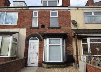Thumbnail 2 bed terraced house for sale in Marlborough Street, Gainsborough