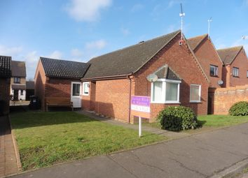 Thumbnail 3 bedroom detached bungalow for sale in Valley Way, Fakenham